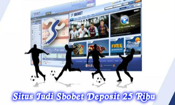 Deposit sbobet murah sangat terjangkau oleh bettor